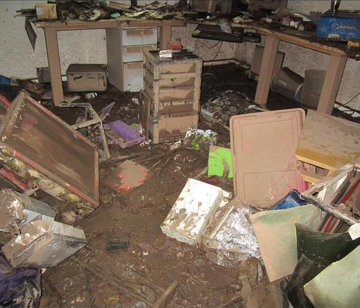 Storm Damage When Storms or Floods hit East Texas, SERVPRO is ready!