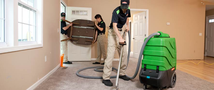 Longview, TX residential restoration cleaning
